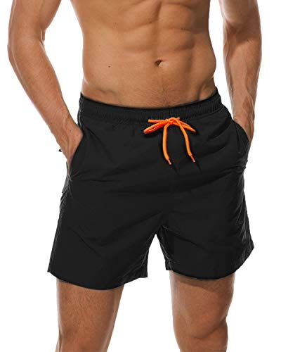 90eb79663e Shop online Barnkas Mens Swim Trunks Board Shorts Quick Dry Beach Shorts  with Mesh Liner. Explore our Men Fashion section featuring new #shopping  ideas of ...