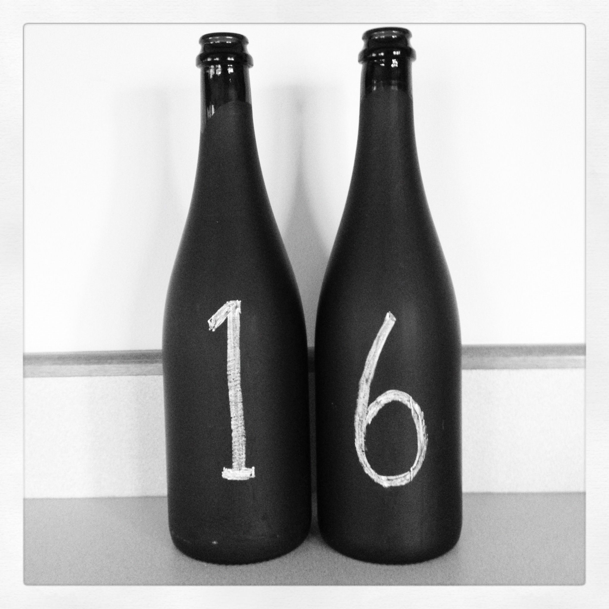 Freixenet Sparkling Wine Comes In Black Frosted Glass Bottles