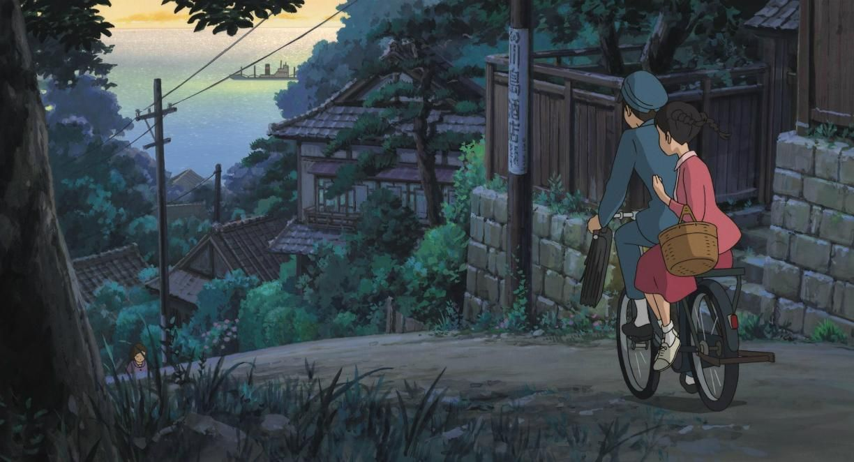 From Up on Poppy Hill 2011 | ghibli | Pinterest | Studio ...