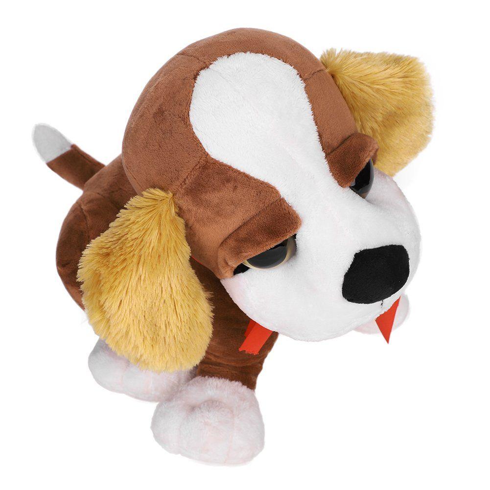 Qchomee Dog Stuffed Toy Kids Pillows Plush Animal Toy Cute Dog