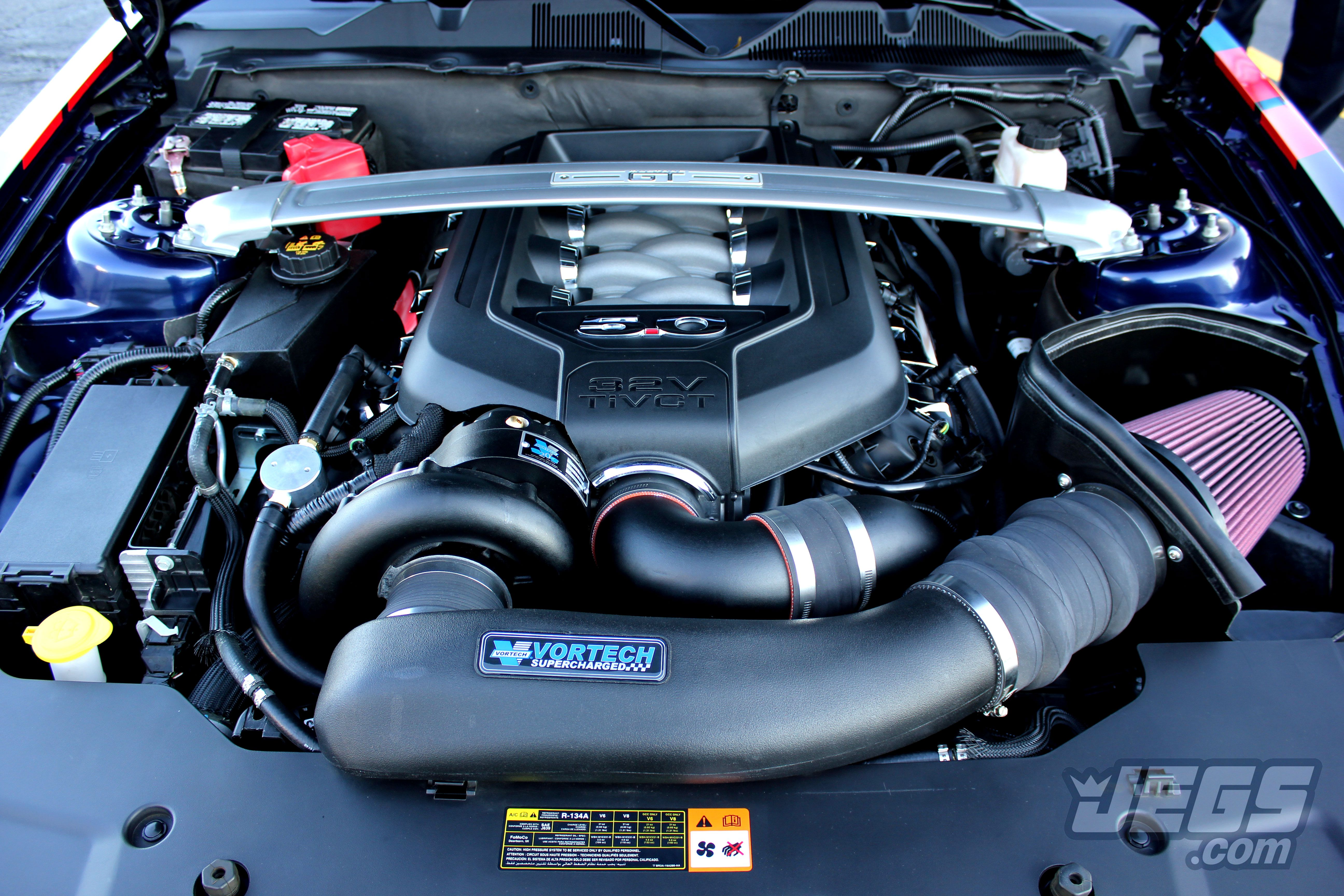 2011 vortech supercharged mustang gt