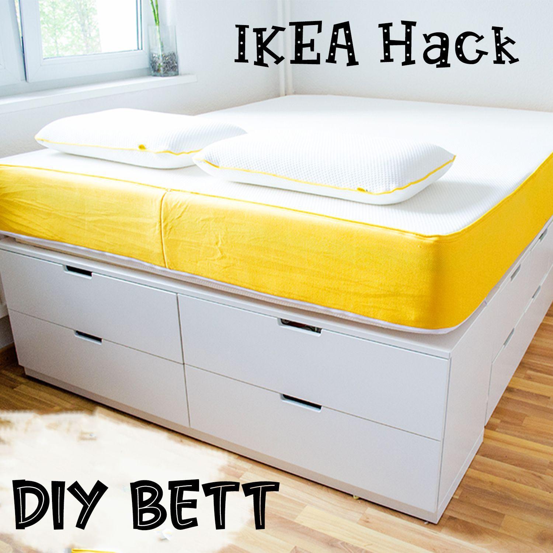 Room Hanging Decor In 2020 Ikea Bed Hack Ikea Storage Bed Ikea Hack Bedroom