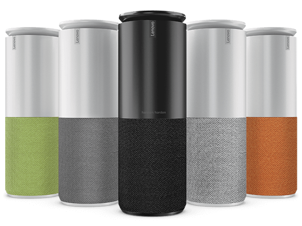 The Innovative Boombox: Lenovo Smart Assistant http://www