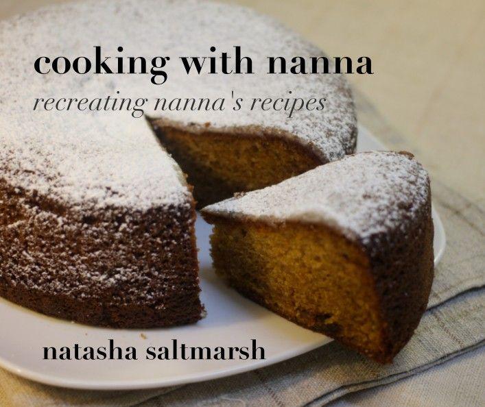 Haga clic para obtener una vista previa Cooking with Nanna libro de fotografías