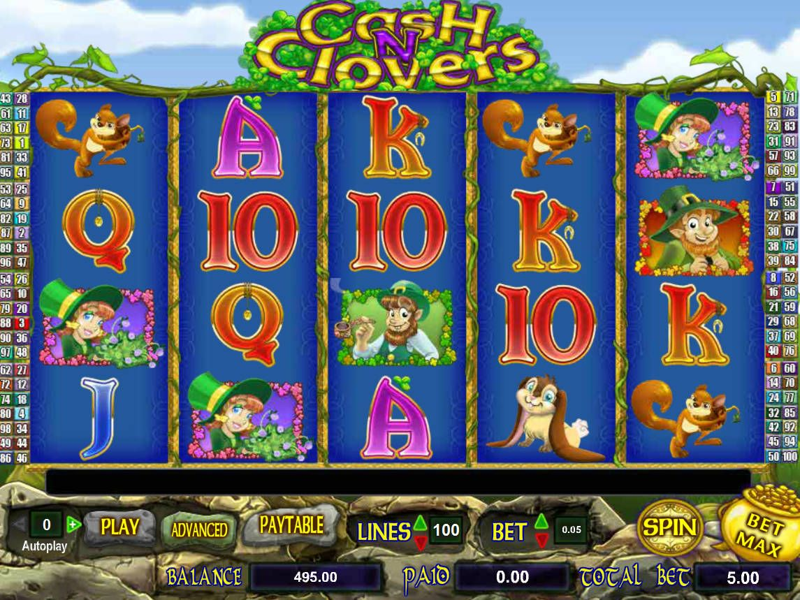 Spiele KiГџ Me Clover - Video Slots Online