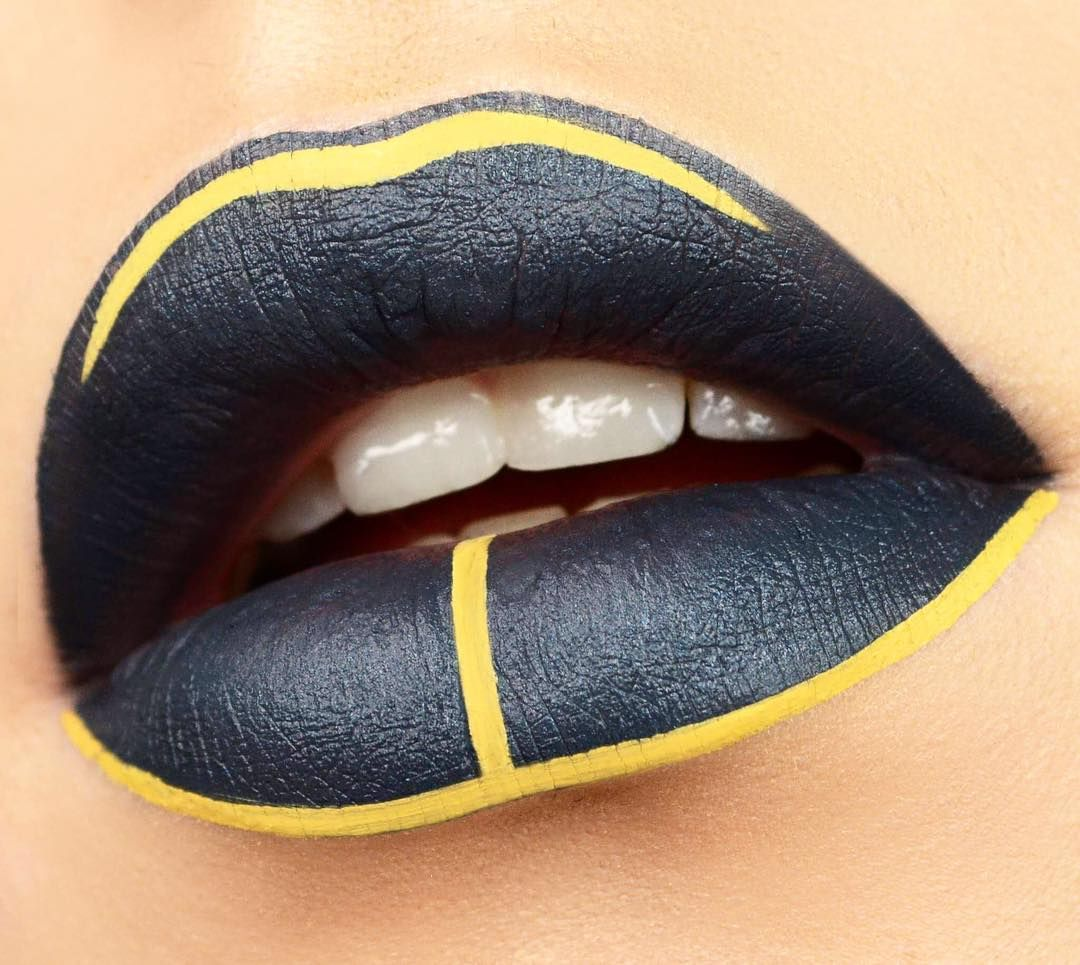 Some More Simple Lip Art Lipstick Nyxcosmetics Liquid Suede Stonefox Liner Nyxcosmetic Lip Art Lipstick Lipstick Art