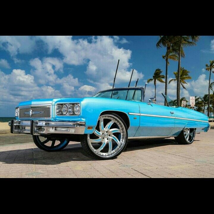 Classic: Baby Blue Cruiser #cars #rides #vehicles #wheels