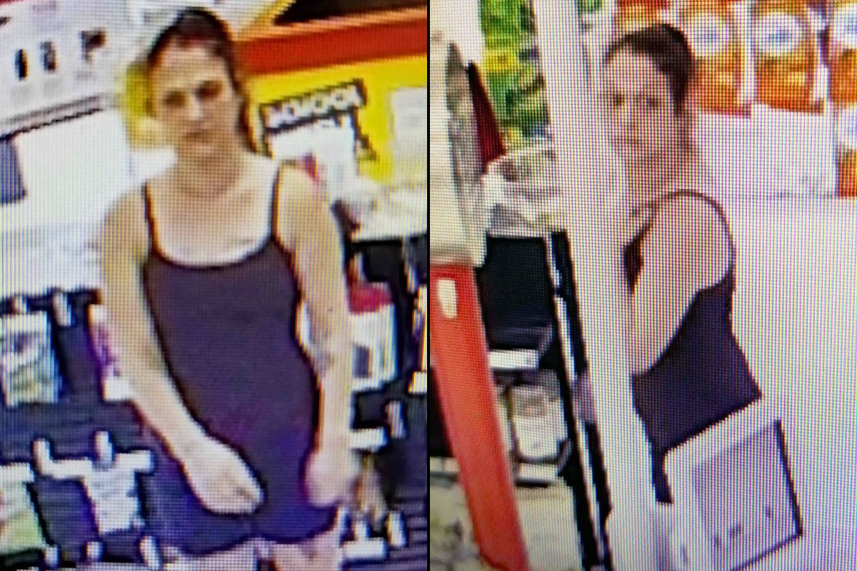 Clarksville police report stolen credit card used within