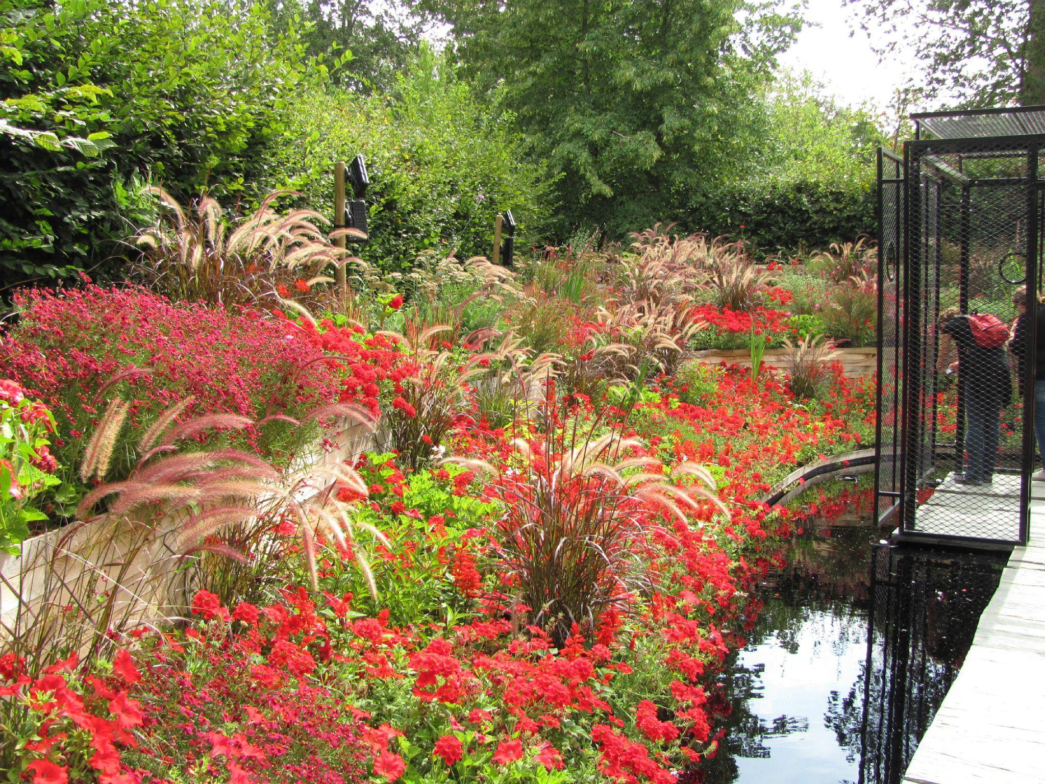 Chaumont Sur Loire Jardins Jardin De Chaumont Jardins Idees