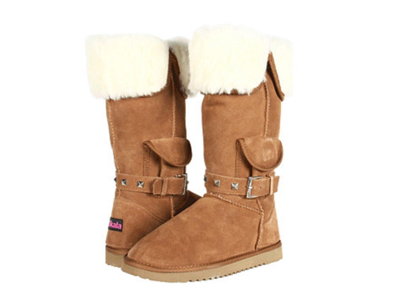 6528644b4f Ukala by EMU Australia Sydney Fiona Tall Womens Wool Winter Boots 7 8 9 10  NEW
