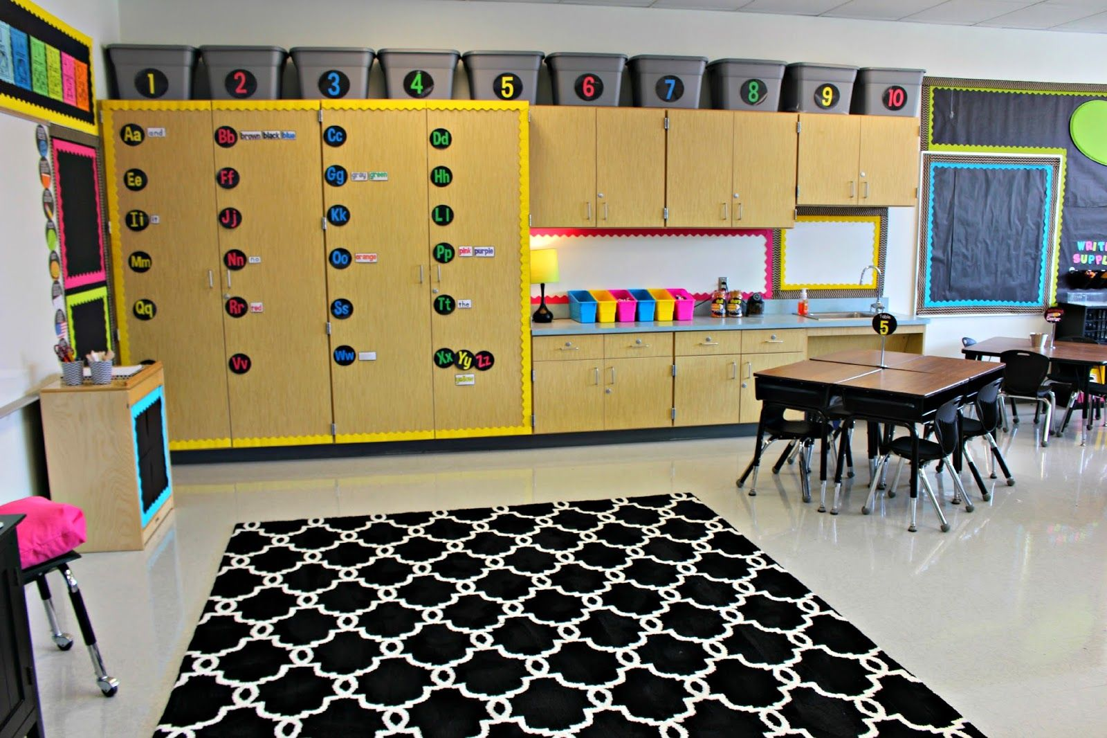 Classroom Cabinet Design : Classroom tour kinderland collaborative