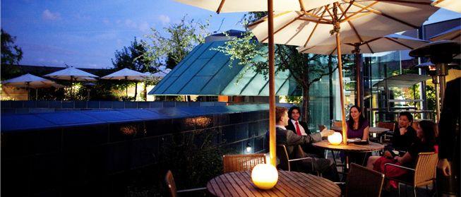 D London   Coq Du0027Argent   Bar U0026 Brasserie Outside Terrace Near Bank