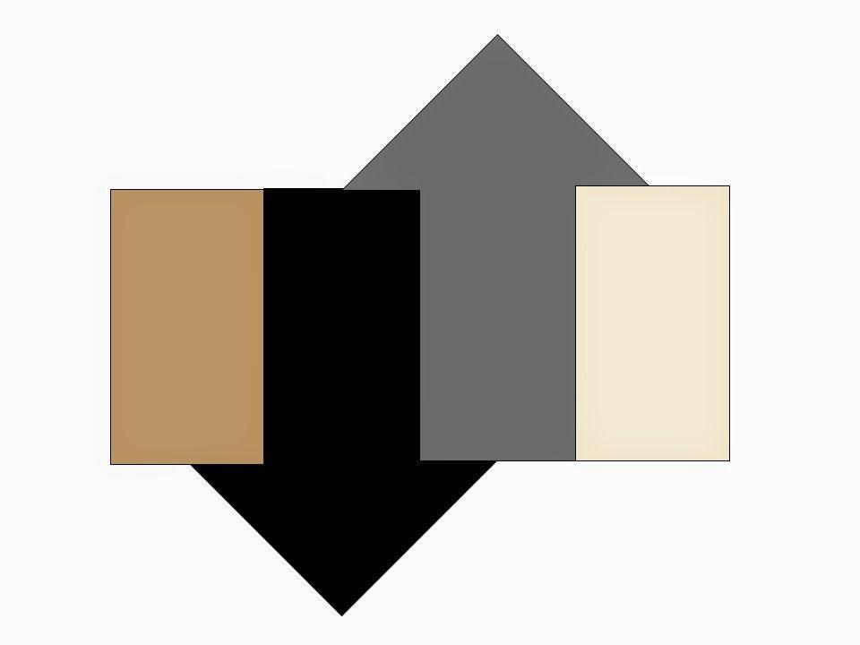 Black Grey Camel Cream Color Plan Scheme Graphic Colour