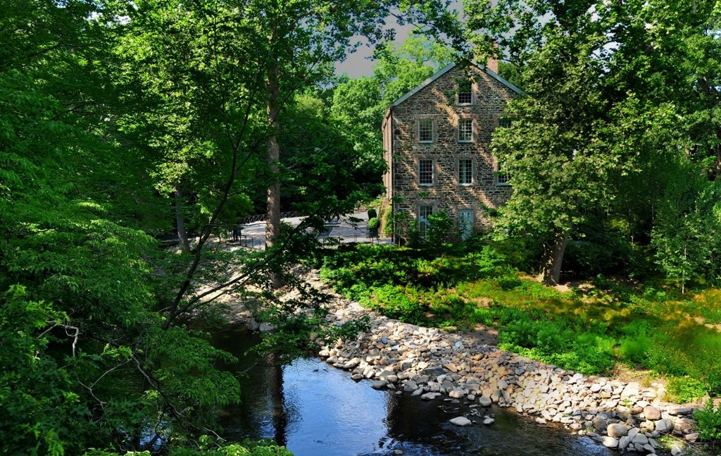 The Stone Mill At The Ny Botanical Gardens In The Bronx 400 x 300