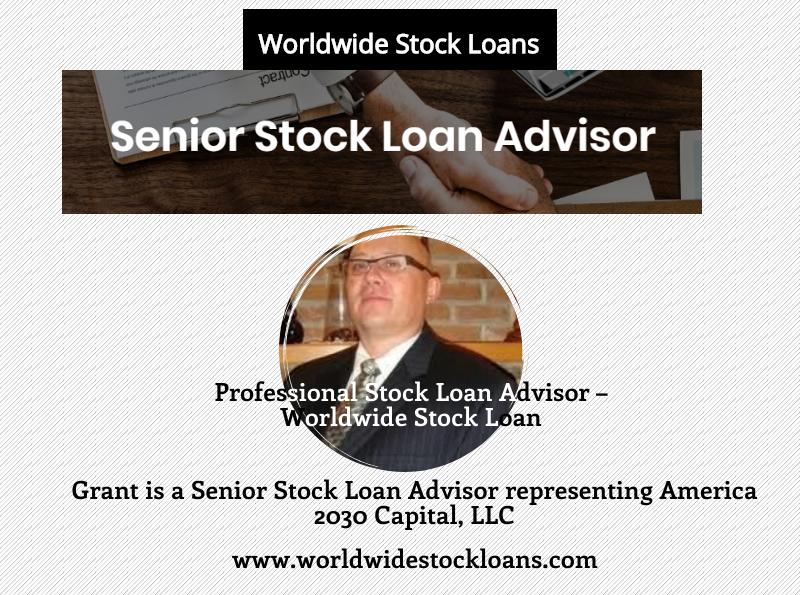 Professional Stock Loan Advisor Worldwide Stock Loan Advisor Loan Professional