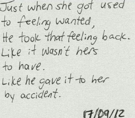 The Type Of Heartbreak... - Aditi's Monologue