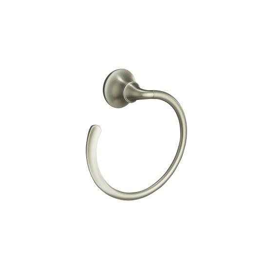 Kohler Forte Series Bathroom Accessories Sculpted Towel Ring On - Kohler forte bathroom accessories