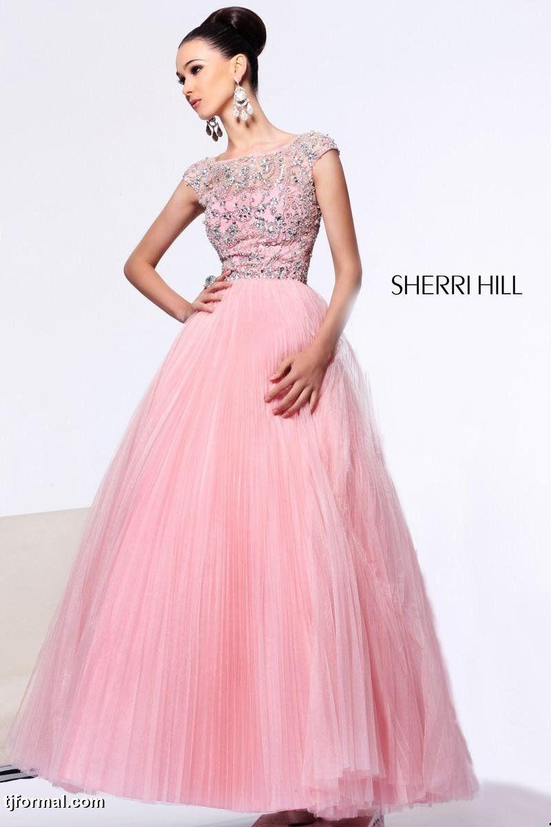 Prom Dresses 2013 - Sherri Hill 2984 Ballgown | Belai | Pinterest ...