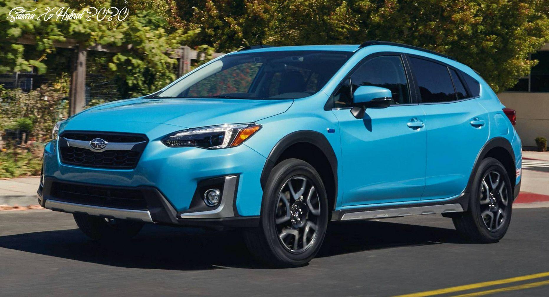 Subaru Xv Hybrid 2020 Price Design And Review In 2020 Subaru Crosstrek Subaru Car