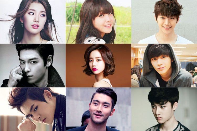 9 K Pop Idols Who Have Proven Themselves As Talented Actors Kpop Idol Idol Actors