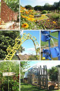 Les Jardins Rocambole Un Potager Extraordinaire En Bretagne A