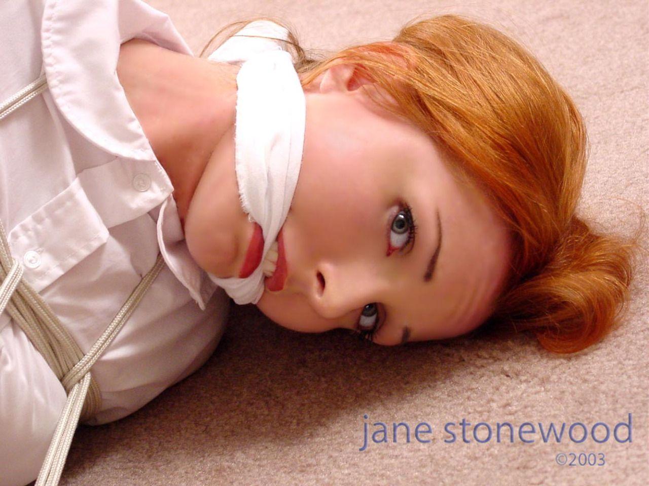 """jane stonewood  bondage nowheretohide14: """"Jane Stonewood -Schoolgirl """""""