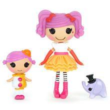 Lalaloopsy Mini Littles Doll Toys R Us Target Kmart Walmart Lalaloopsy Mini Lalaloopsy Lalaloopsy Dolls