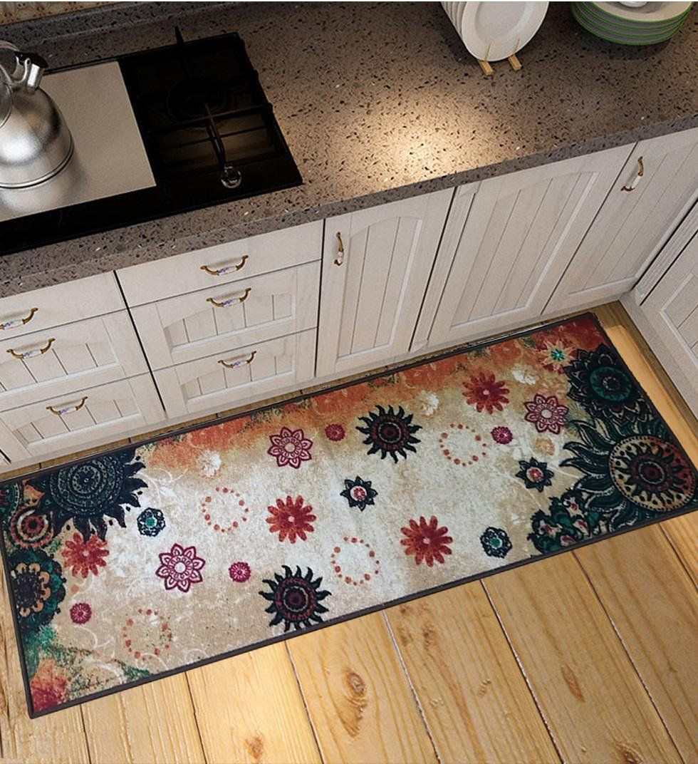 Kitchen Rugs Washable Door Mat Non Slip