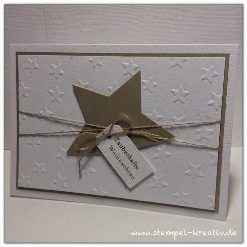 kreativ karten gestalten zauberhafte weihnachten weihnachtskarten pinterest cards. Black Bedroom Furniture Sets. Home Design Ideas