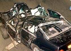 Facts Of Life Blair Car Accident