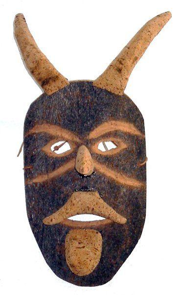 Máscara Sardenha