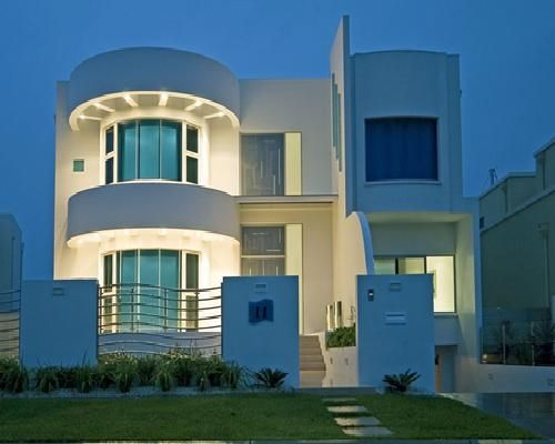 Attractive House · Home Design Two Level Floor Latest ...