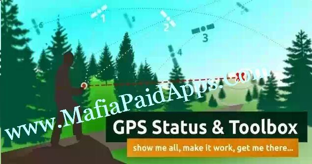 GPS Status & Toolbox v7.2.150 [Pro] Apk Have you ever