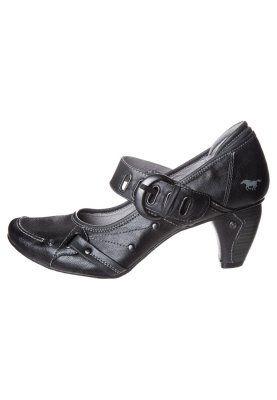 Mustang Czolenka Schwarz Zalando Pl Boat Shoes Sperry Boat Shoe Shoes