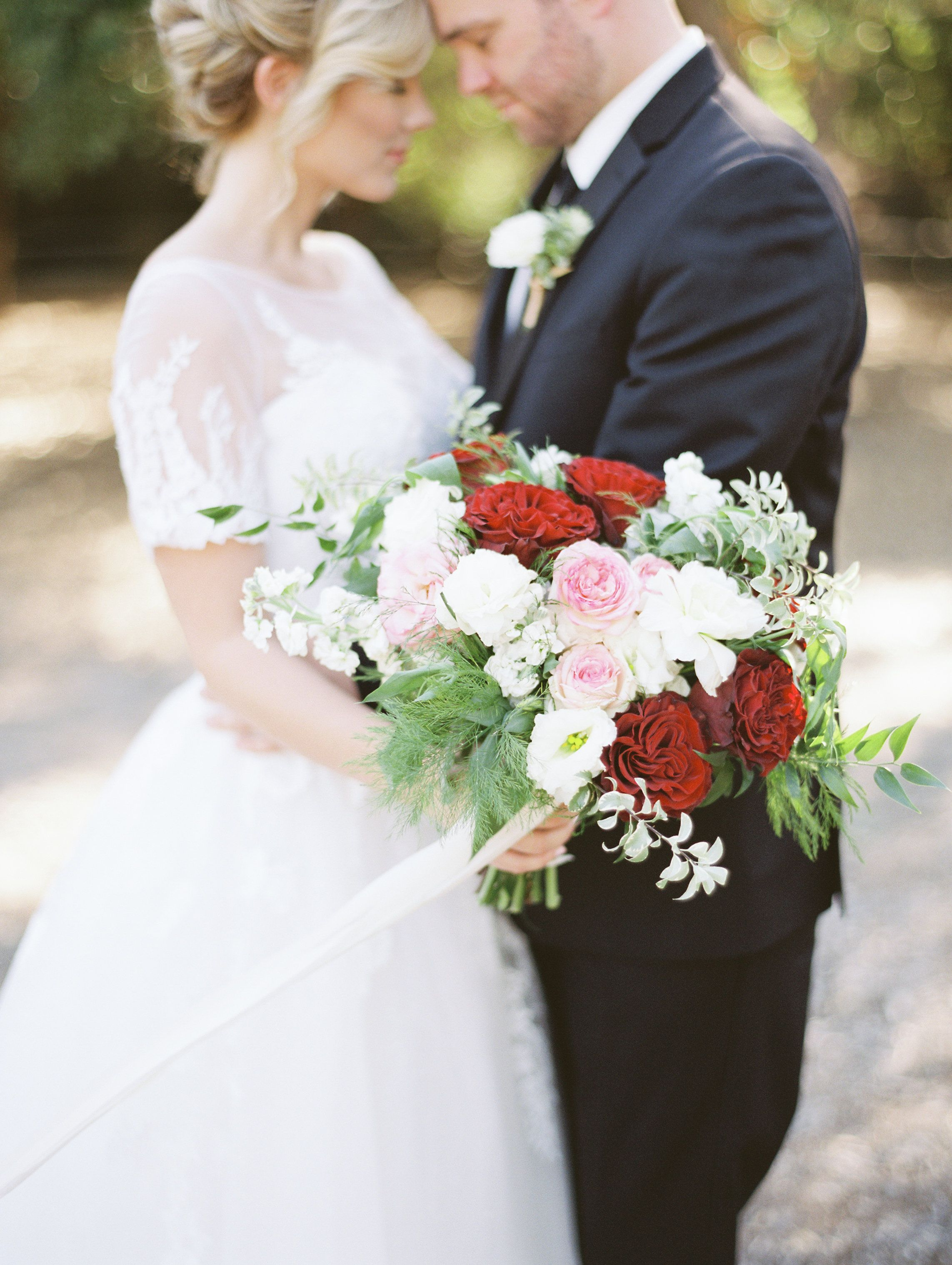 Blog of Mayesh Wholesale Florist - Interview with The Blooming Bud - bridal bouqet