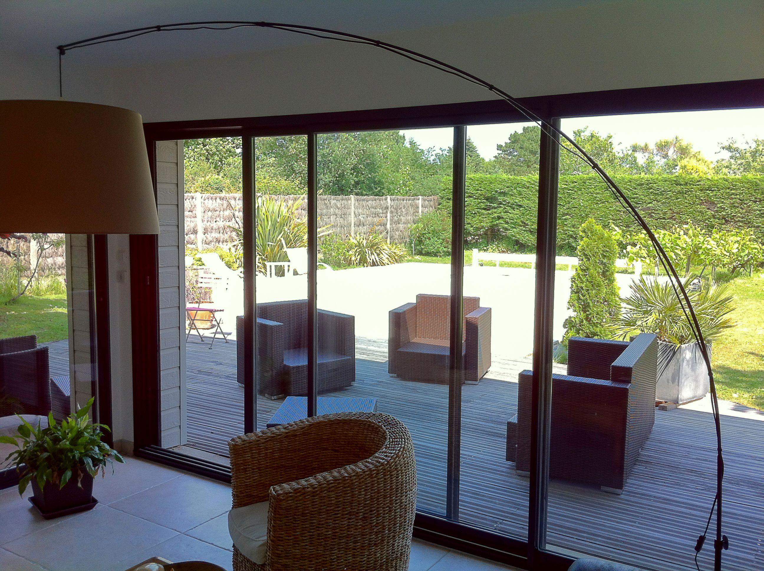 25 parasta ideaa pinterestiss menuiserie alu. Black Bedroom Furniture Sets. Home Design Ideas