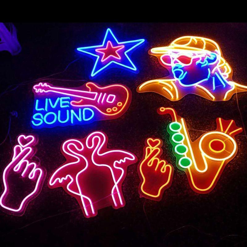Cool Neon Lights   Neon signs, Custom neon signs, Light up