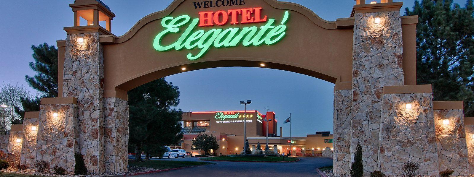 Hotel Eleganté Colorado Springs Co