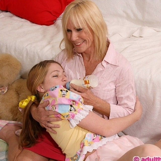 Teen Baby Sitter Seduced