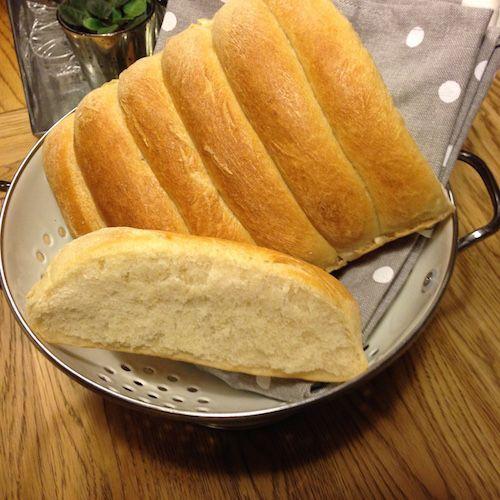 Kruh (Kroatisches Weissbrot)  Brot selber backen rezept