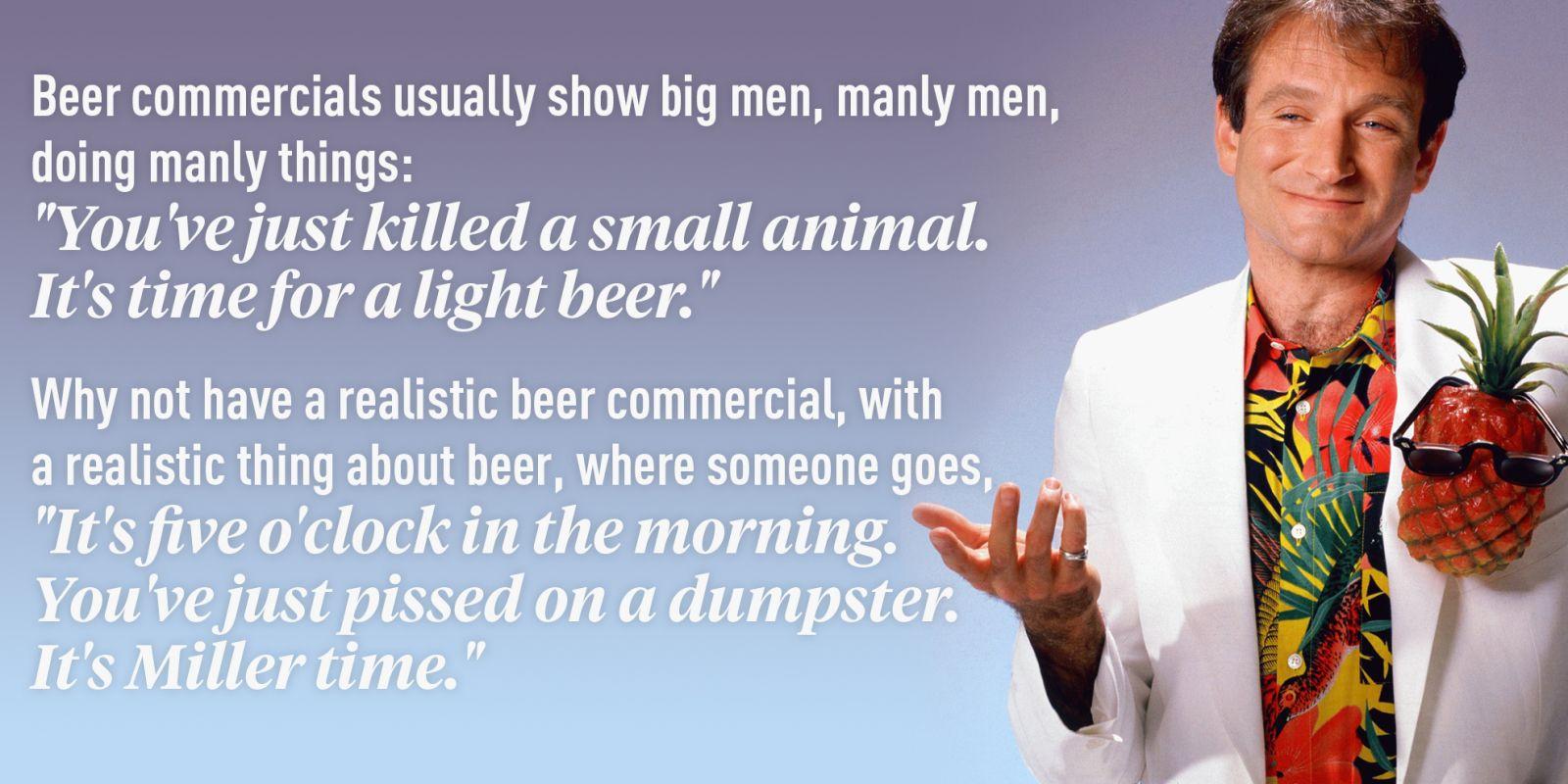 8 Of Robin Williams S Funniest Jokes Robin Williams Quotes Robin Williams Funny Jokes