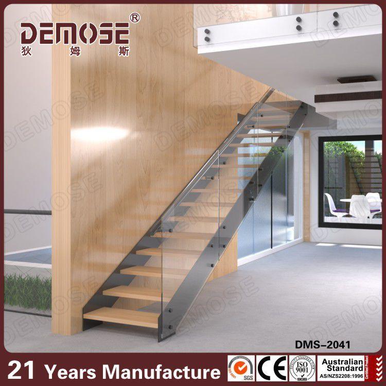 Best Double Keel Composite Stair Tread Floating Stairs Diy 640 x 480
