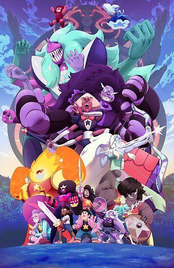 Steven Universe Poster by endofdaysonmars