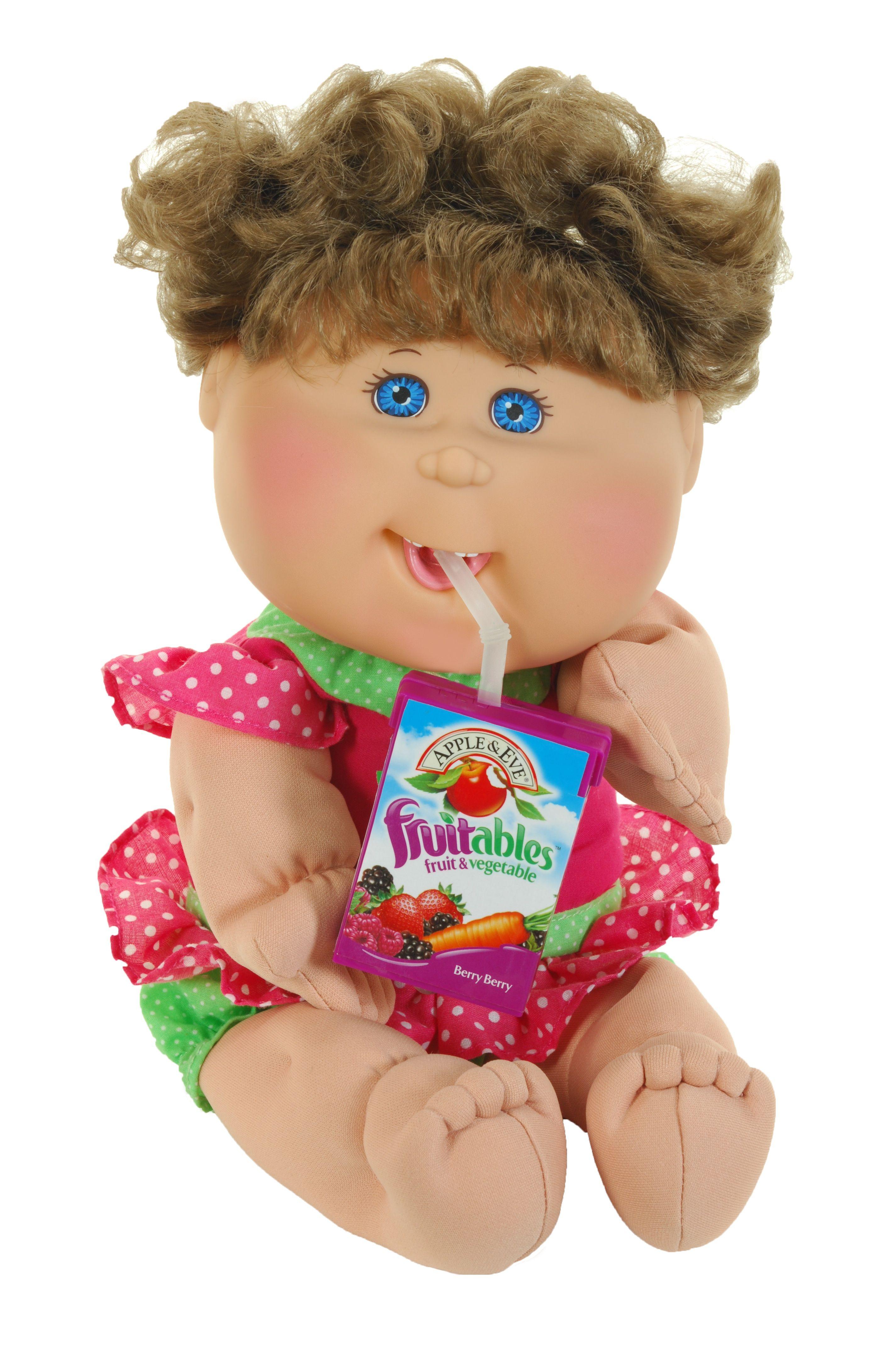 Cabbage Patch Kids Brunette cpk | Cuarto de Juguetes | Pinterest