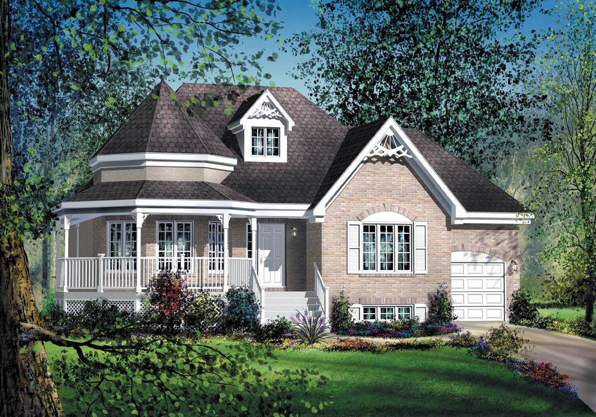 Plan 80359pm Country House Plan With Rotunda In 2021 Victorian House Plans House Plans Architectural Design House Plans