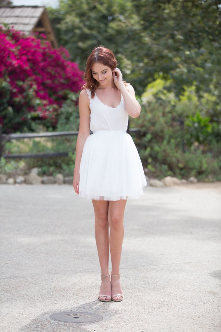 e317d47f3898 white mini tulle skirt   Closet   Tulle mini skirt, Dresses, Skirts