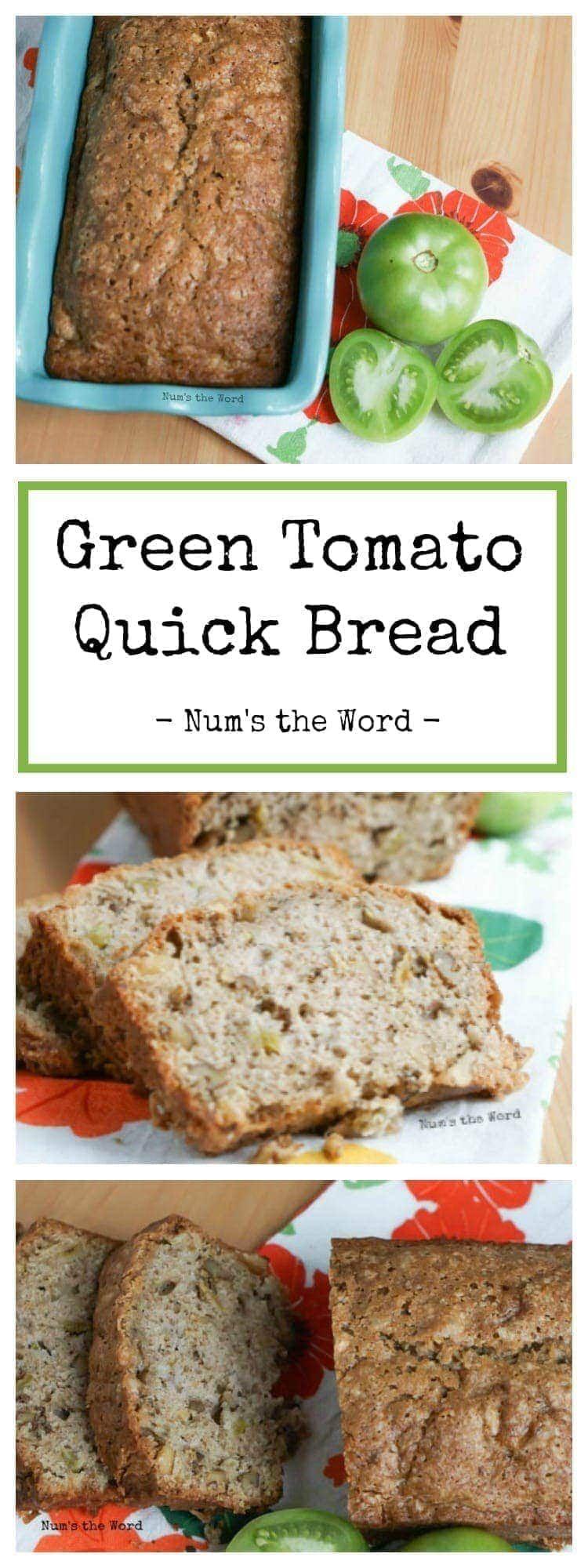 Photo of Green Tomato Bread