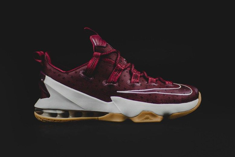16f285e34d95 The Nike LeBron 13 Low Debuts in