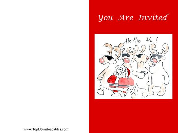 image relating to Funny Printable Cards titled absolutely free printable humorous xmas playing cards - Sinma