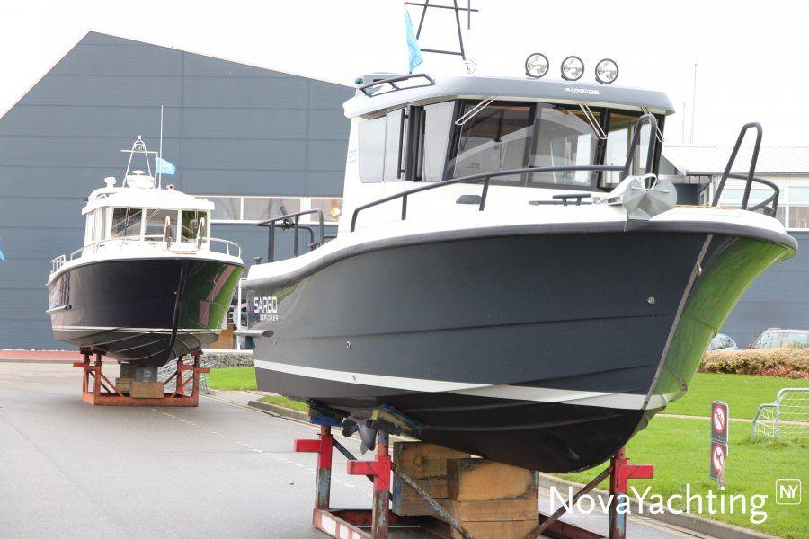 Sargo 25 Explorer boot te koop, Motorjacht, Polyester, € 129 500